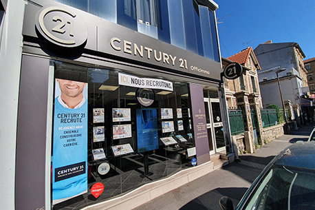 Agence immobilière CENTURY 21 Officimmo, 78800 HOUILLES
